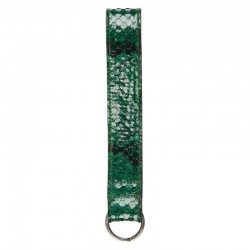 Keyhanger S Python Green Polished