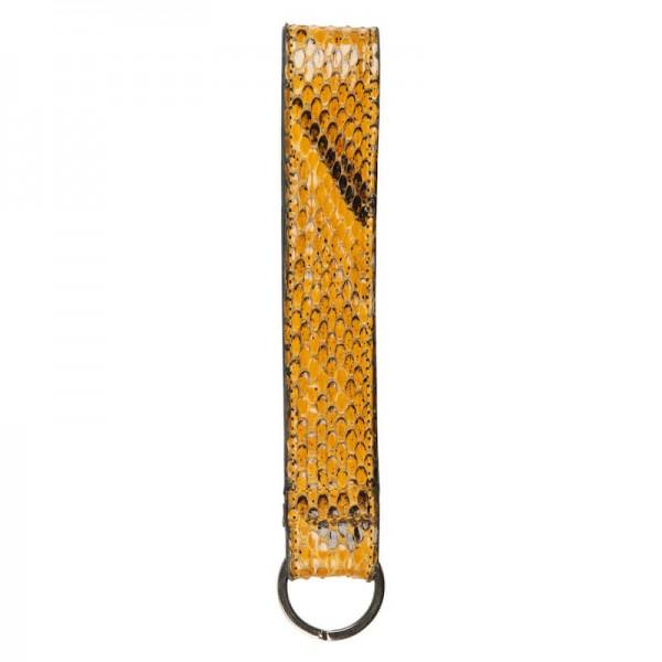 Keyhanger S Python Yellow Polished