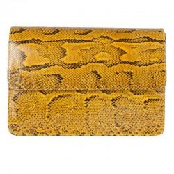 Mbour L Python Yellow Polished