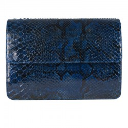 Mbour L Python Blue Polished