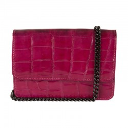 Mbour KENZINA Crocodile Pink Polished
