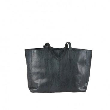 Shopper Python Black Matt