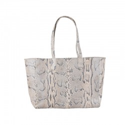 Shopper Python Natural Matt